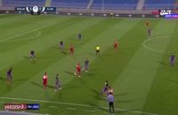 خلاصه مسابقه فوتبال فولاد 4 - العین امارات 0