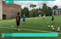 روش های یادگیری تکنیک های سخت فوتبال به کودکان