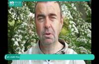 آموزش جامع زنبور داری - آپدیت دسته با تکان دادن