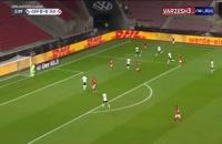 خلاصه بازی فوتبال آلمان 3 - سوئیس 3