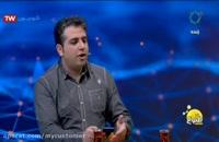 مصاحبه تلویزیونی معراج معمارنسب