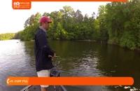 آموزش ماهیگیری | ماهیگیری با قلاب دست ( ماهیگیری )