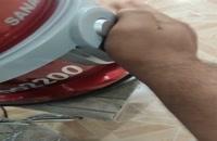 جارو سطلی  فوق العاده در کیفیت و قدرت  آکبند فقط دو شکستگی جزی  قیمت 1,450,000تومان