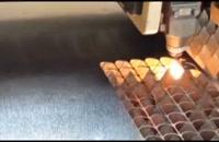 تولید قطعات آسانسور با برش لیزری- گیلان 09121865671