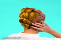 چند ترفند جالب برای مدل مو دخترانه