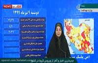 آخرین اخبار و آمار ویروس کرونا در ایران