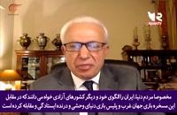 کولاک نویسنده لبنانی در برنامه زنده شبکه المیادین