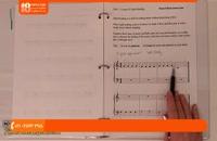 پیانو - درس 10درس هایی برای خواندن نت های پیانو