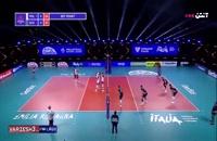 خلاصه بازی والیبال لهستان - اسلوونی