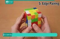 آموزش حل مکعب روبیک در کمترین زمان ممکن