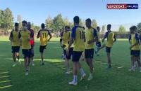 تیم شهرخودرو آماده دیدارهای گروهی لیگ قهرمانان
