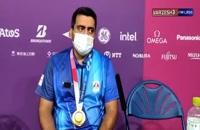 جواد فروغی: از یک سال قبل، طلای المپیک عکس پروفایلم بود