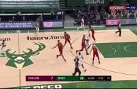 خلاصه بازی بسکتبال میلواکی باکس - کلیولند کاوالیرز