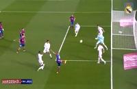 کلیپی از سیوهای تماشایی کورتوا در رئال مادرید