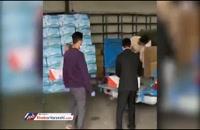 کمک های ارسالی علی کریمی برای مبارزه با بیماری کرونا به مردم گیلان