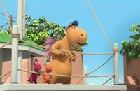 تریلر انیمیشن کوکو:اژدهای کوچک Coconut The Little Dragon 2014