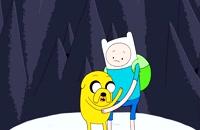 انیمیشن سریالی وقت ماجراجویی(ف2-ق9) – Adventure Time