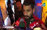 کنعانی زادگان: مهم نتیجه گرفتن تیم است نه بازی کردن من
