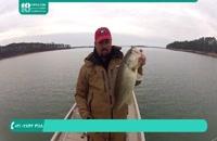 طریقه ی ماهیگیری و نحوه ی خارج کردن قلاب از ماهی