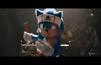 دانلود فیلم Sonic the Hedgehog (2020) دوبله به فارسی و بدون سانسور(سونیک)