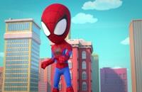عنکبوتی و دوستان شگفت انگیزش فصل اول قسمت پنجم