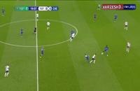 خلاصه بازی فوتبال تاتنهام 1 - چلسی 1 (پنالتی5-4)
