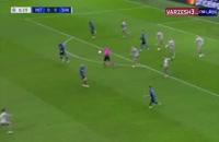 خلاصه بازی فوتبال اینتر 0 - شاختار 0