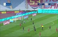 خلاصه مسابقه فوتبال پرسپولیس 2 - نساجی 0
