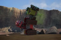 داینوتراکس(ماشیناسورها)-دوبله(ف2-ق8)-Dinotrux TV Series
