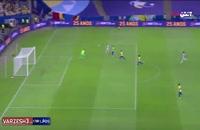 خلاصه بازی فوتبال آرژانتین - برزیل