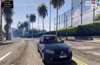 خودرو مگان برای GTA V