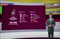 قرعه کشی مقدماتی جام جهانی 2022 - منطقه آسیا