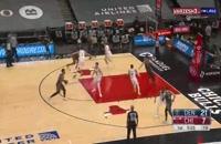 خلاصه بازی بسکتبال میلواکی باکس - دنور ناگتس