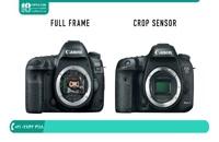 سنسور کراپ چست؟ | تفاوت حسگرهای فولفریم و کراپ دوربین