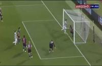 خلاصه مسابقه فوتبال بولونیا 1 - یوونتوس 4