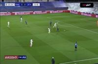 خلاصه بازی رئال مادرید 3 - آتالانتا 1