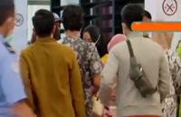 ویدیویی از آخرین لحظات مسافران هواپیمای اندونزیایی
