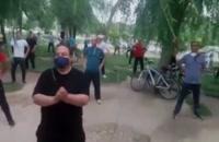 ماسک زدن تناقضی با ورزش ندارد