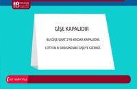 آموزش زبان ترکی - محل دریافت بلیط