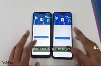 Honor 8C vs Honor 8X Speed Test _ Ram Management Test _ TechTag