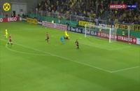 هتریک هالند در جام حذفی