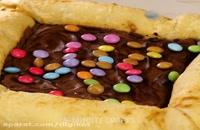 ترفندهای خوشمزه با شکلات