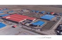 نمای هوایی از کارخانه سیمند کابل