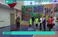 آموزش صحیح پنجه و ساعد در والیبال