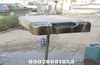 دستگاه آبکاری چمدان آبکاری کارینو فلوک