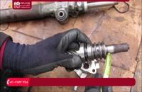 آموزش تعمیر جلوبندی خودرو - اجزای سیستم فرمان هیدرولیک