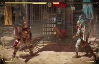 نبرد شائوکان علیه شائوکان در مورتال کامبت 11