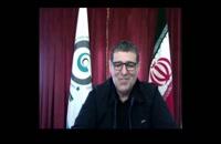 وبینار با موضوع وعده گرایی سدی در برابر عملگرایی با سخنرانی محمدشریف ملکزاده