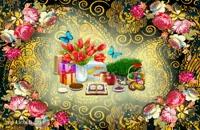 کلیپ درباره عید نوروز - کلیپ تبریک سال 1400