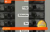 آموزش تعمیر ظرفشویی - تعویض چرخ عقب پایه ماشین ظرفشویی